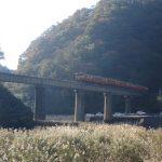 因美線の列車撮影キハ40・47系~撮り鉄は怖い?岡山県津山市