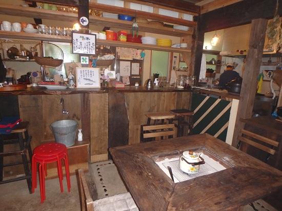 古民家カフェ「おおきな木」