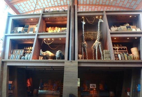 シーアクアリウム(シンガポール)水族館のマリタイム・エクスペリエンシャル・ミュージアム
