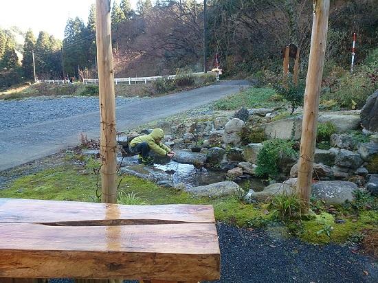 山のカフェひととき