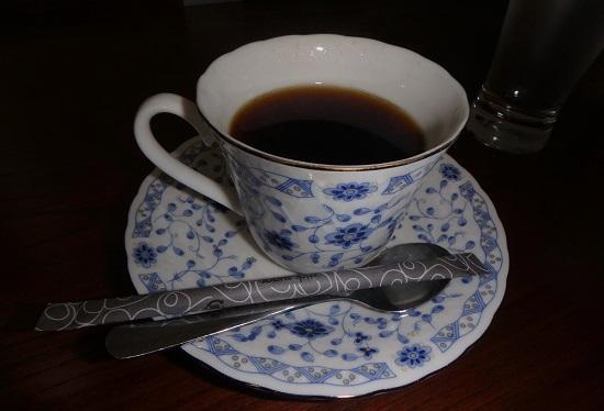 城西浪漫館ソーズカフェSo's Cafeのコーヒー
