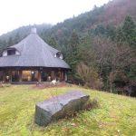 鳥取県と岡山県の県境にある「まつぼっくり」で鴨鍋ランチ(奈義町)