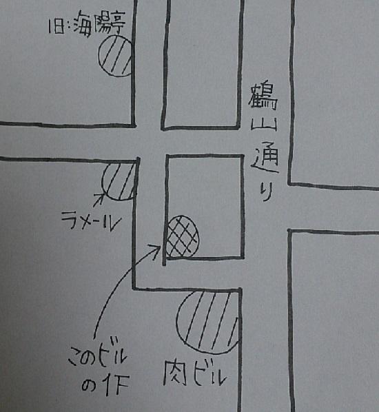 幸村(ゆきむら)の地図