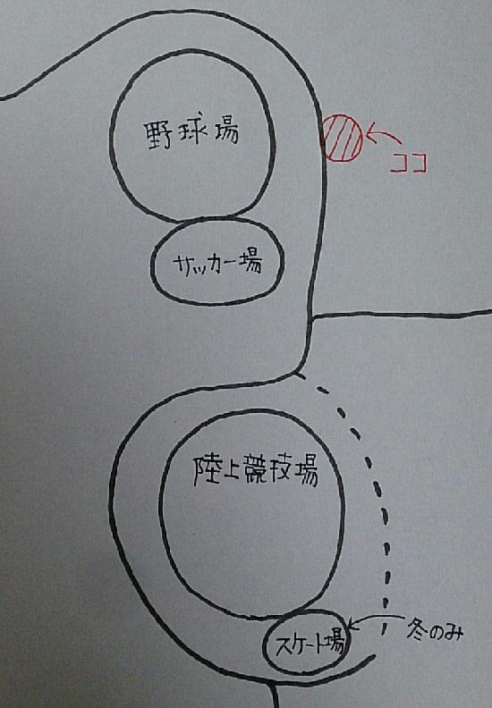 たい焼き屋hope地図