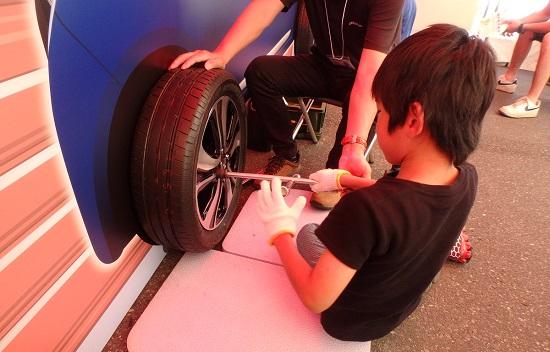岡山国際サーキットEnjoy Hondaメカニック体験