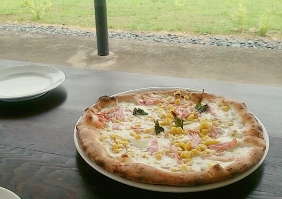 LAGITA(ラジータ)のピザ