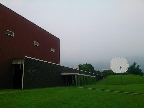 奈義町現代美術館「NagiMOCA」