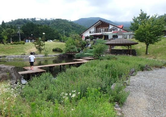 奈義町「那岐山麓山の駅」