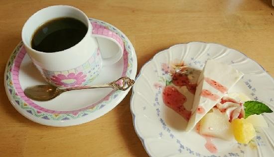 カフェグーテデザート