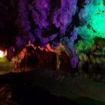 七色に輝く鍾乳洞「満奇洞」の名物は爆弾キャンディーin岡山県新見市