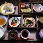 お年寄りとの会席にも日本料理(割烹)「青葉」in津山市