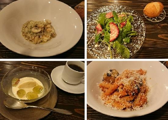 イタリア食堂アモーレのランチ