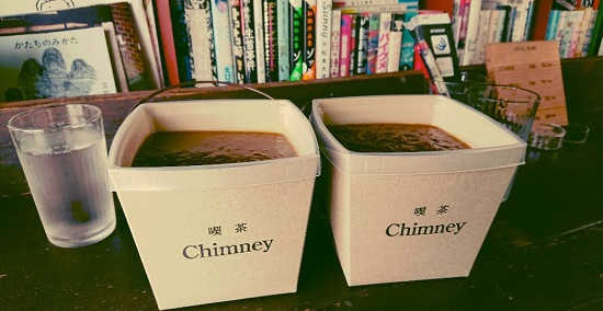 移動販売「喫茶Chimney」