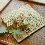 「そばの細道やま江」で蕎麦ランチin津山市