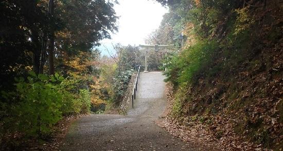 サムハラ神社(岡山県)
