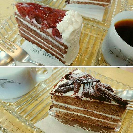 CAKE WALKER(ケイクウォーカー)のケーキ