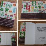 小学生でも作れる!簡単なブックカバーの作り方(布製)