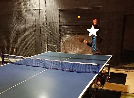 ラウンドワン(ROUND1)卓球