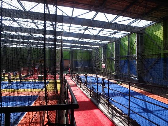 ラウンドワン(ROUND1)テニス