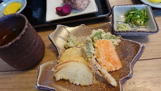 棚田の蕎麦屋「紅そば亭」ランチ