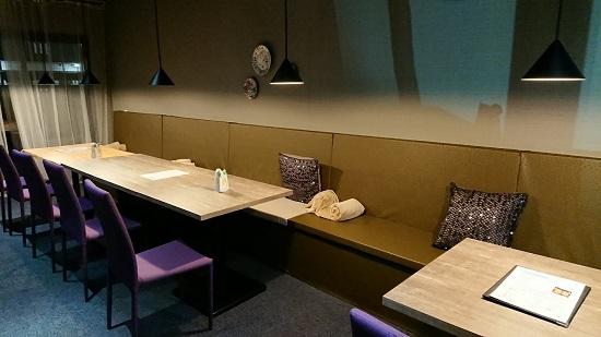 春宵season dining店内