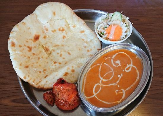 インド&タイレストランカフェ「sham」ランチ