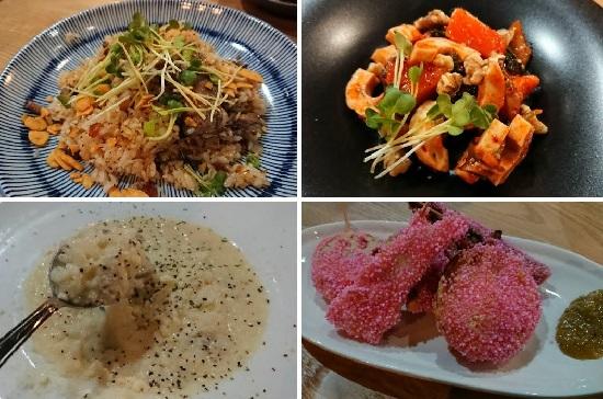 春宵season diningメニュー