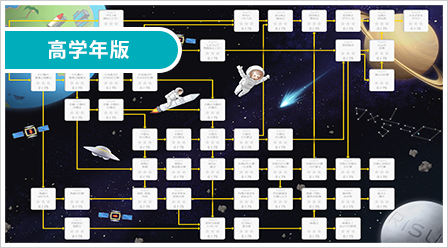 算数専門勉強システムRISUの画面