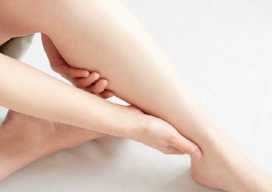 脚のむくみ