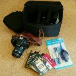 初めての一眼レフカメラCanon EOS Kiss X9と追加購入した必要なもの・値段