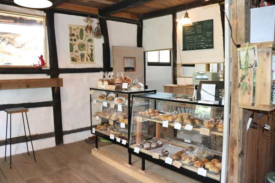 天然酵母のパン屋さんココペリ
