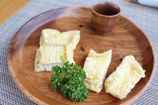 棚田のあげ家「やまっこ」豆腐ランチ