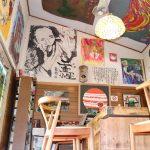 アート&ヨガ道場喫茶去『キッサコ』美咲町(大垪和の棚田近く)