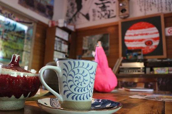 アート&ヨガ道場喫茶去「キッサコ」