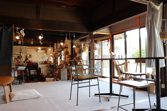 古民家カフェ「ザッカとオヤツ ボワ」