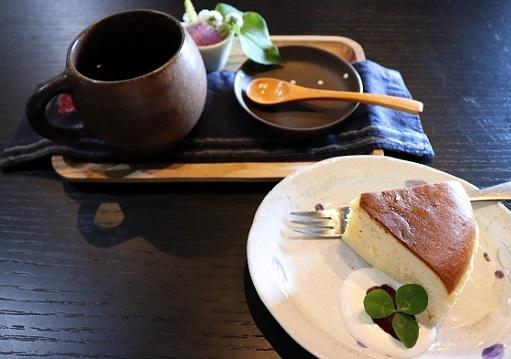棚田テラス 籾庵(もみあん)デザートカフェセット