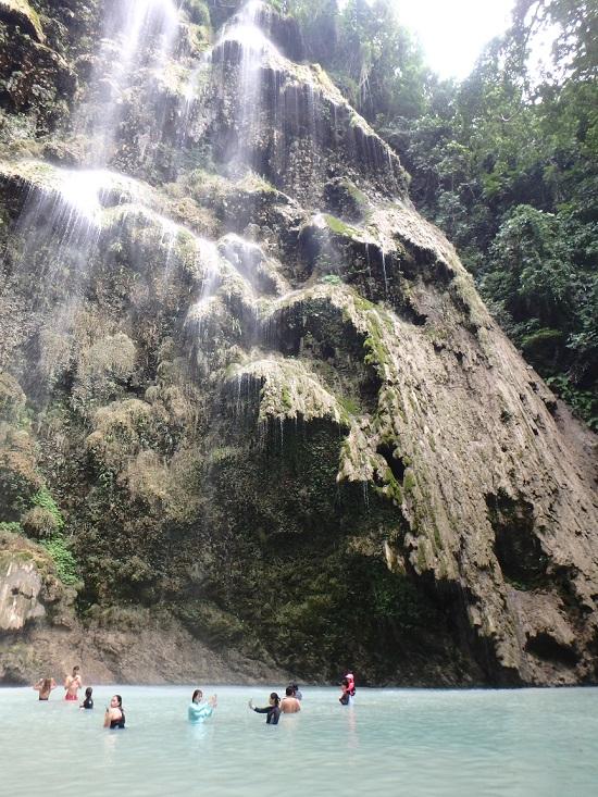 Tumalog Fallsトゥマログ(ツマログ)の滝