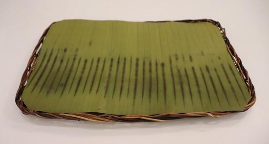 House of Lechon(ハウスオブ レチョン)セブのバナナの葉っぱのお皿