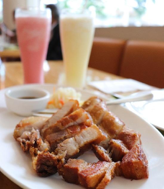 Cafe Laguna(カフェラグーナ)セブのフィリピン料理