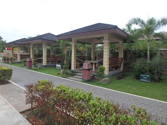 セブ ウェスタンラグーン(Cebu Westown Lagoon)のコテージ