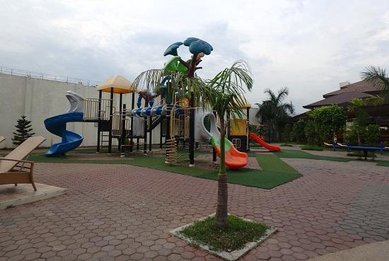 セブ ウェスタンラグーン(Cebu Westown Lagoon)のプレイグランド
