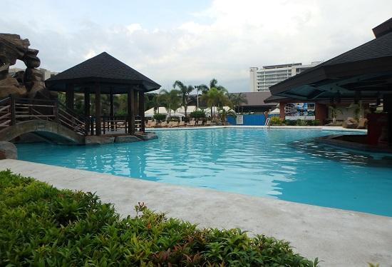 セブ ウェスタンラグーン(Cebu Westown Lagoon)のプール