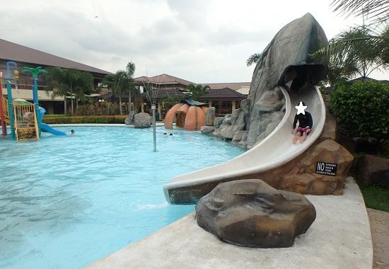 セブ ウェスタンラグーン(Cebu Westown Lagoon)のキッズプール