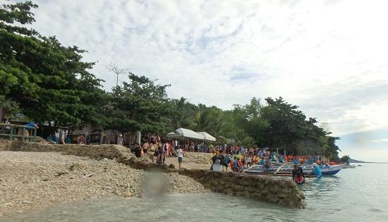oslobオスロブのビーチ