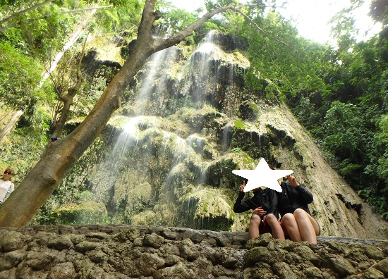 Tumalog Fallsツマログ滝(トゥマログの滝)
