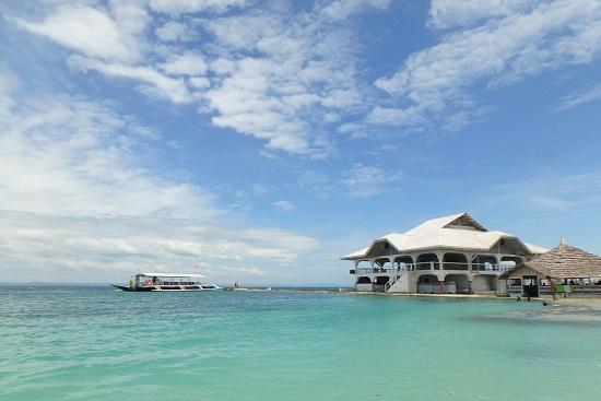 フィリピン・セブのパンダノン島