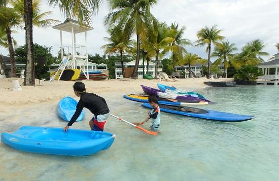 Plantation Bay Resort And Spaプランテーションベイリゾートホテルのプールアクティビティ
