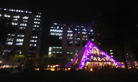 セブITパークのThe Pyramid(ザ・ピラミッド)