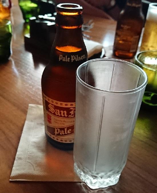 サンミゲルビール(San Miguel )