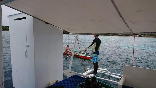 海がめツアー(セブ島)モアルボアル